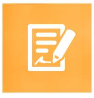 Firmar las declaraciones juradas que serán entregadas, y eventualmente adjuntar la documentación pendiente de entrega.