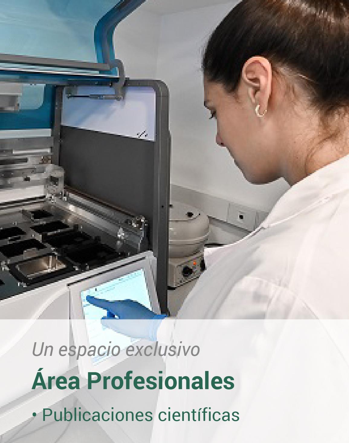 Área Profesionales