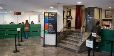 Instituto Gamma - Recepción