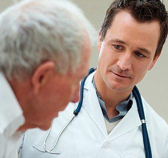 Tratamiento Radiante del cáncer de Próstata Temprano.