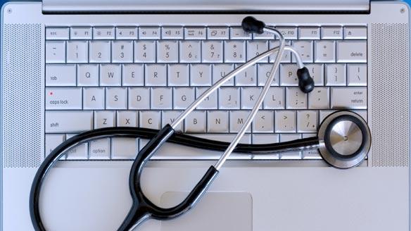 La información de salud e Internet