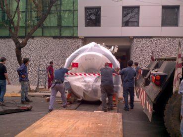 Llegó a Rosario el primer equipo de Resonancia Magnética 3 Tesla | Grupo Gamma