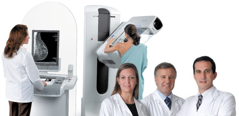 Mamografía Tomosíntesis 3D