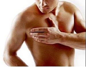 El cáncer de mama en hombres