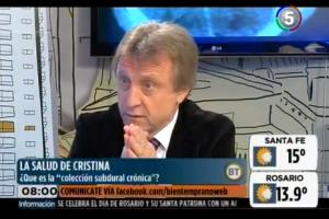 La lesión de CFK, ¿qué es la colección subdural crónica?