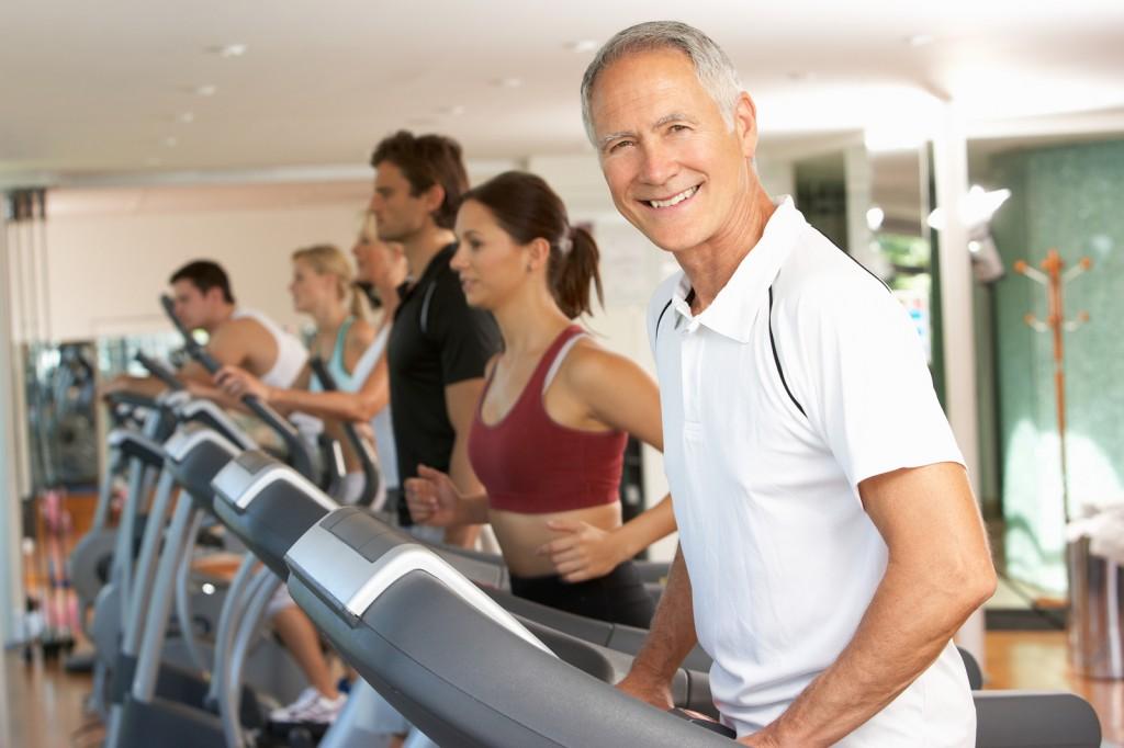 Beneficios de la actividad física en la tercer edad