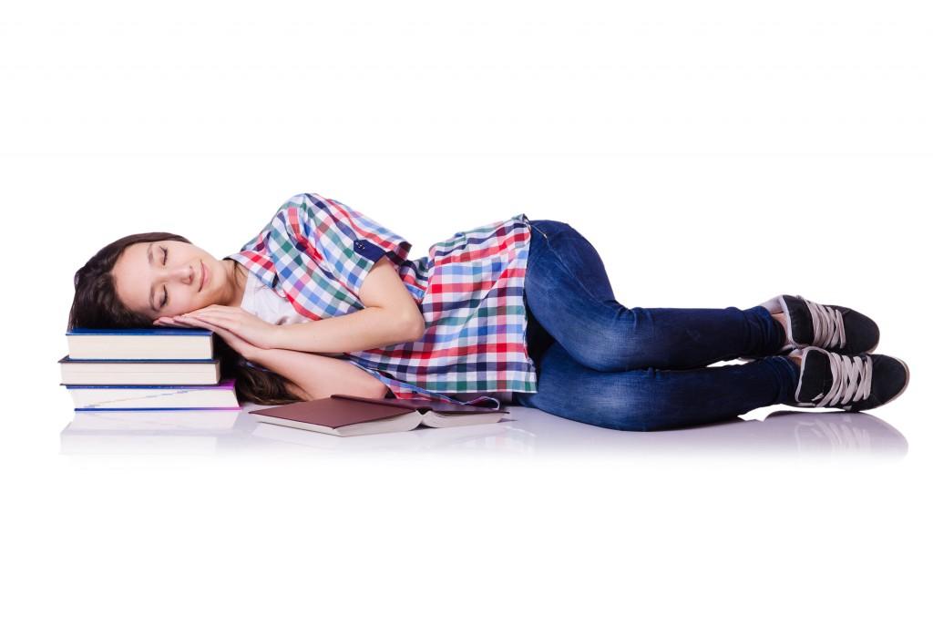 ¿Cómo duermen los sonámbulos?