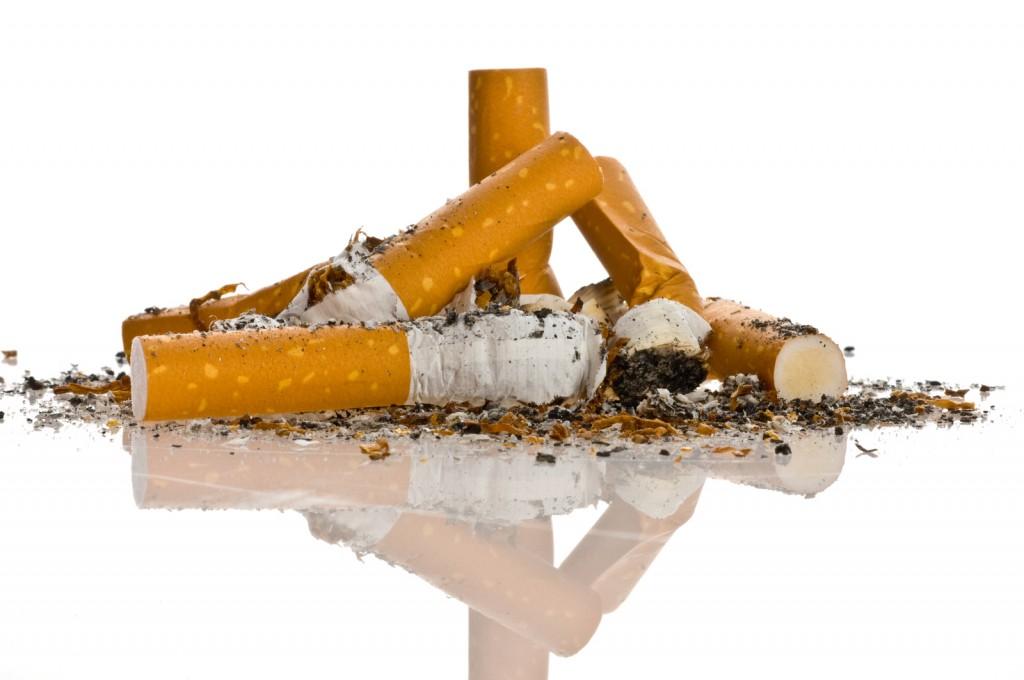 ¿Qué hay en un cigarrillo?