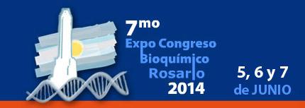 Participamos en el Congreso Bioquímico Rosario 2014