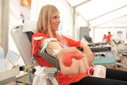 Día mundial donante de sangre