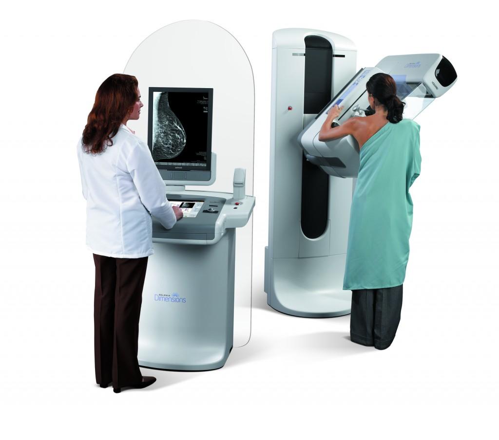 Mamografía Tomosíntesis 3D: avance cualitativo en la  detección precoz de la patología mamaria.