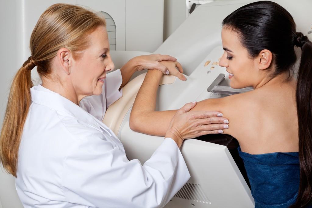 Mamografía: todo lo que hay que saber.