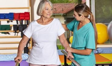 Rehabilitación de Artroplastía Total de Cadera