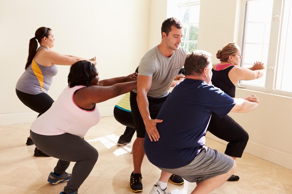 Obesidad y Ejercicios: Cuidados