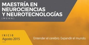 Maestría en Neurociencias y Neurotecnologías