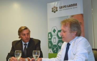 Dr. Carlos P. Fernández Cueva y Jorge Nagel
