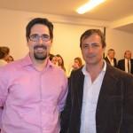 Los Doctores Franco Schnitman y Edgardo Cura, oriundos de Paraná