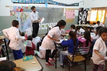 Campaña de Higiene de Manos en Escuelas Primarias