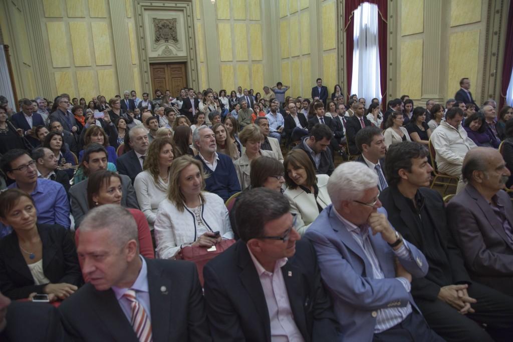 Acto Agencia Santafesina de Ciencia, Tecnología e Innovación (2)