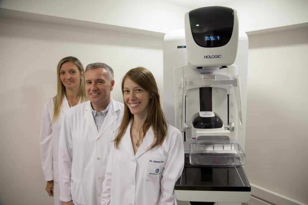 Mamografía Sintetizada - Procedimiento
