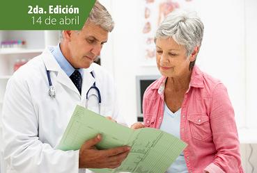 2da. Edición Charla a la Comunidad: Osteoporosis y Menopausia