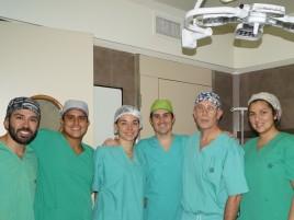 Residentes de Cirugía Plástica premiados: Toracoplástia y Reducción mamaria