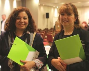 Las hermanas Graciela y Sandra Solis