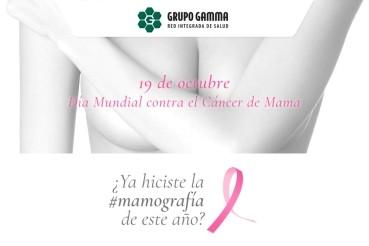 ¿Ya hiciste la #mamografía de este año?