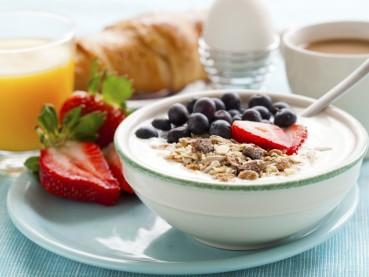La importancia del desayuno