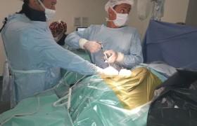 Cirugía Endoscópica de Hernia de Disco Lumbar