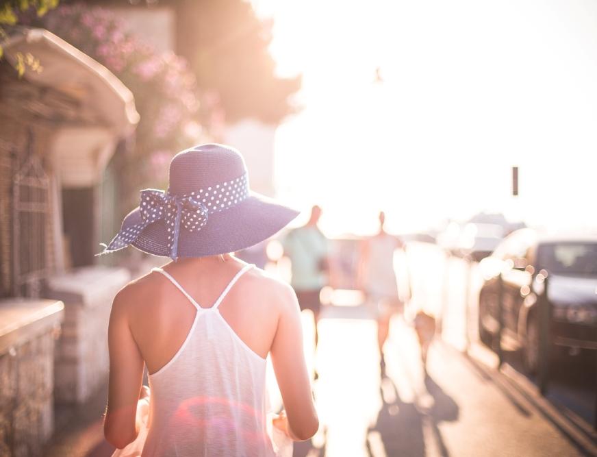 Guía Gamma para tus vacaciones: Golpes de calor