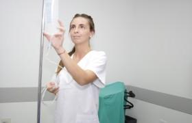 Enfermería: un trabajo que deja huellas
