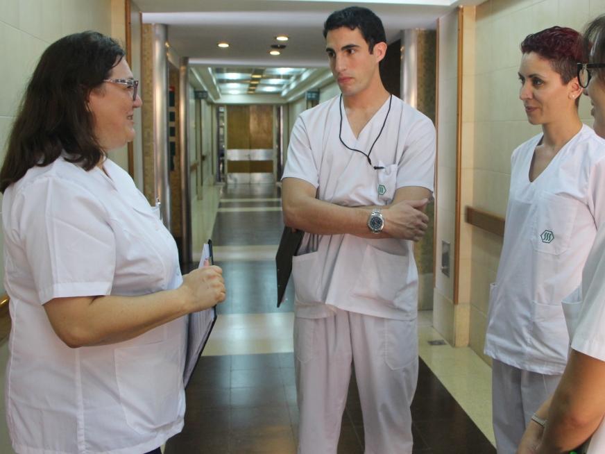 El rol del enfermero: detectar, actuar y planificar