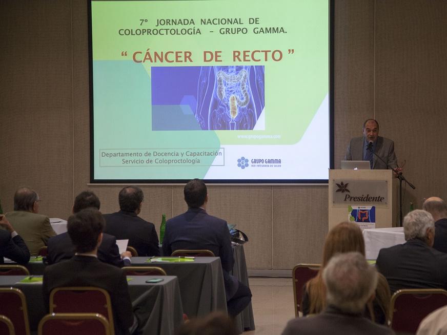 7ma. Jornada Nacional de Coloproctología: Cáncer de Recto