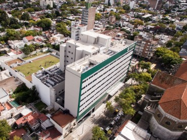 HPR: el hospital más avanzado en la región