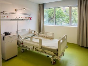 Camas hospitalarias: simpleza, seguridad y confort
