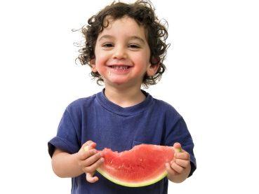 Alimentación en niños: se trata de una re-educación alimentaria