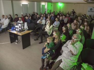 Curso de Neuroanatomía en 3D: la anatomía tal cual es