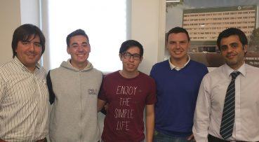 Programa de Prácticas Profesionales | Junior Achievement, Grupo Gamma e INET