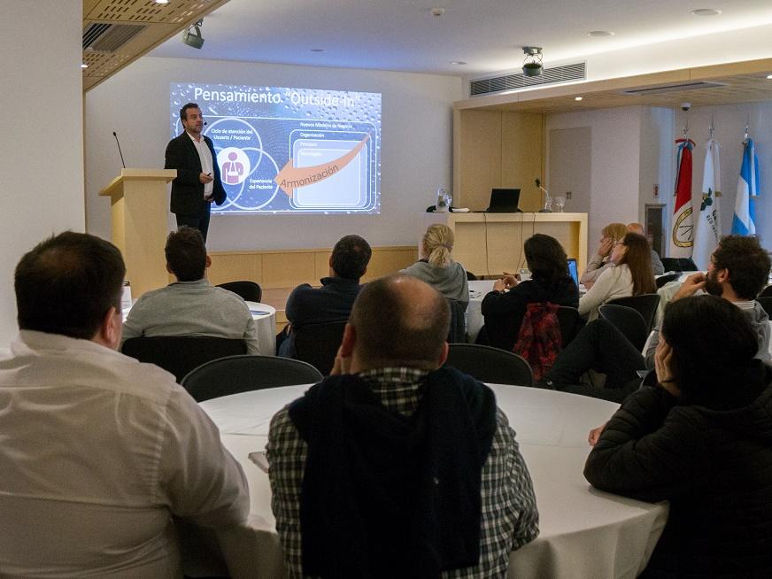 Workshop en Salud: La previa a Hackeando salud.