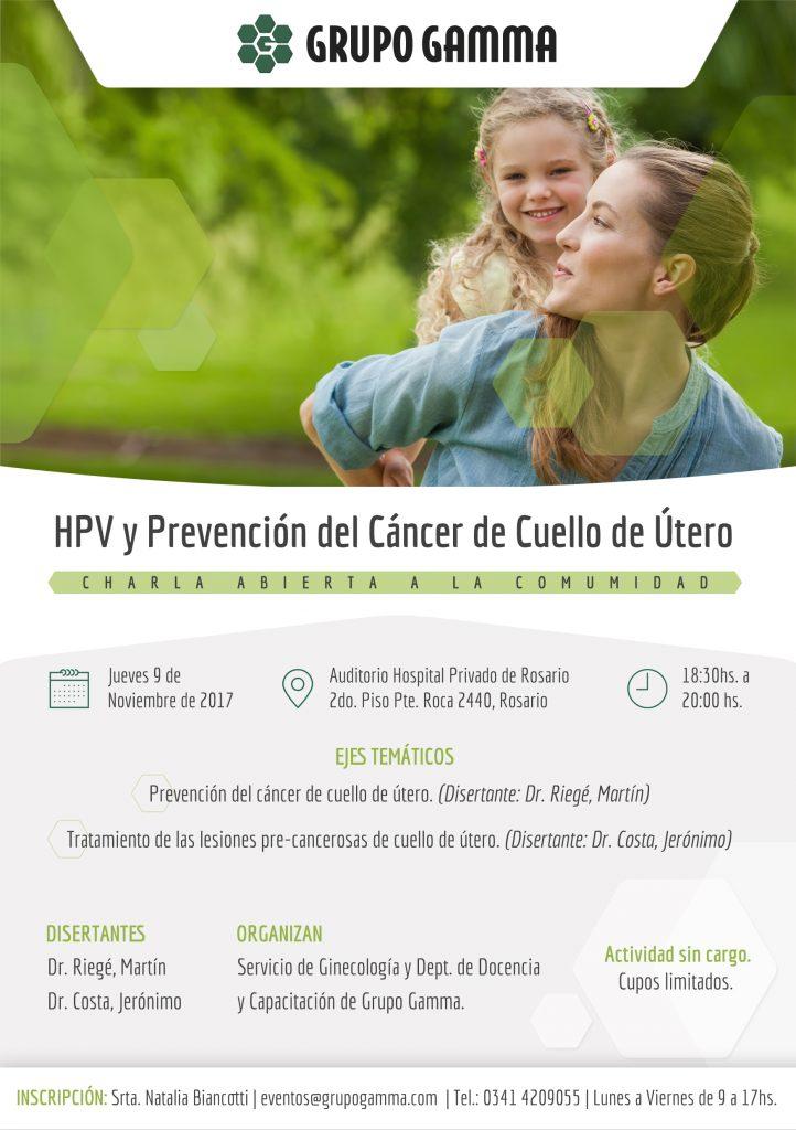 Charla Abierta a la Comunidad: HPV y Prevención del Cáncer de Cuello de Útero