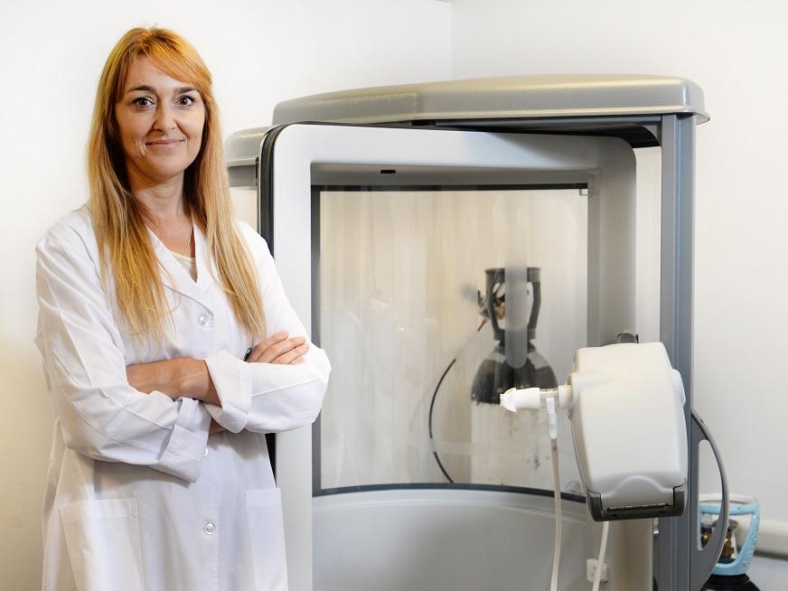 Laboratorio de Función Pulmonar: ¿Para qué sirve el Pletismógrafo?