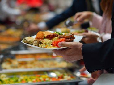 Festejos y alimentación: La clave es organizarse.