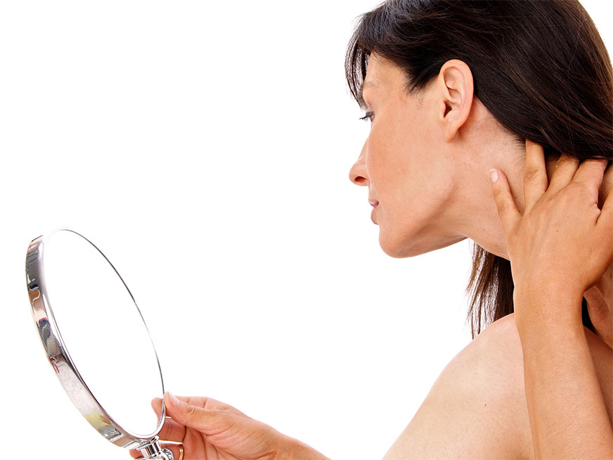 Tiroides y piel: manifestaciones del hiper e hipotiroidismo