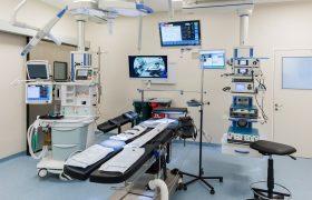 Quirófano de Hospital Privado de Rosario - Grupo Gamma