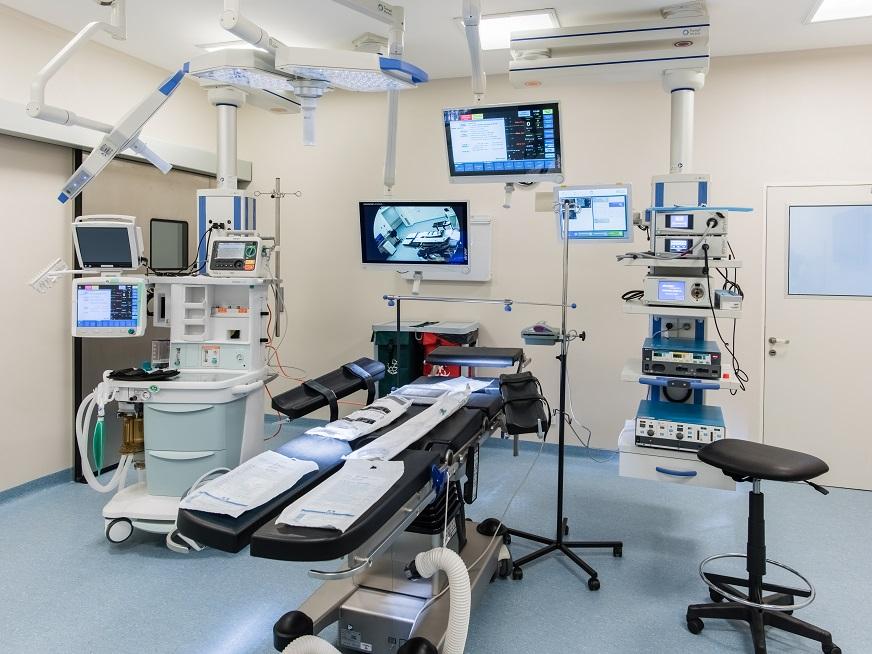 Cirugía de Revascularización Miocárdica