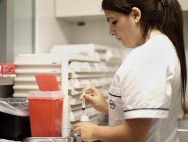 Enfermería - centrada en los pacientes - Grupo Gamma