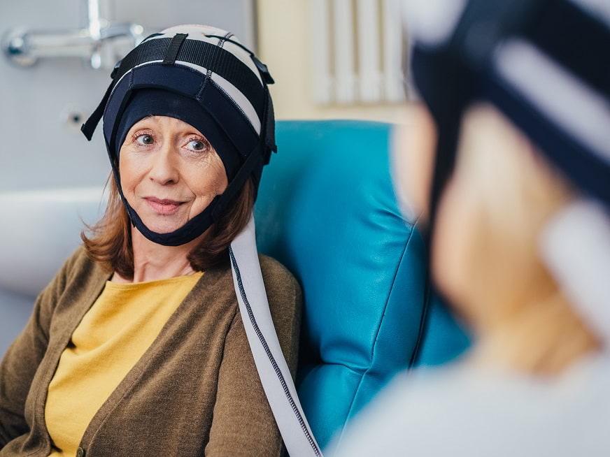 El HPR suma equipo para prevenir la alopecia quimio-inducida.