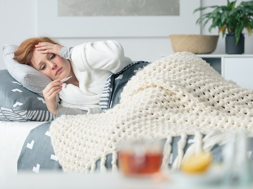 Gripe: ¿Cómo prevenirla?