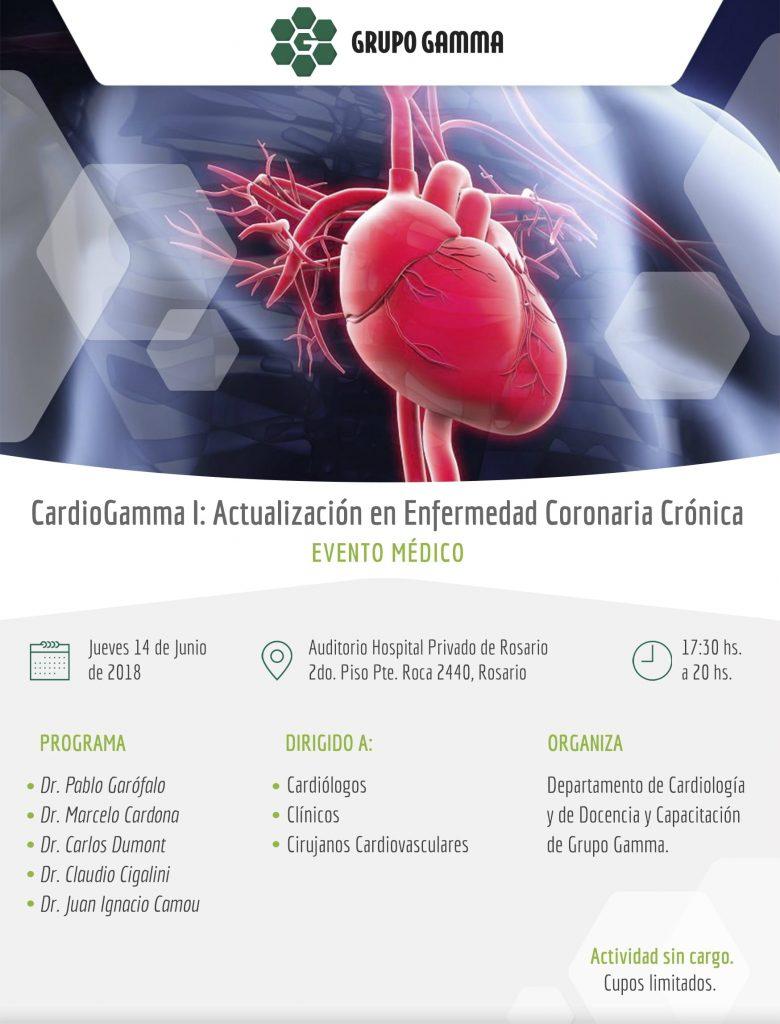 CardioGamma I - Grupo Gamma